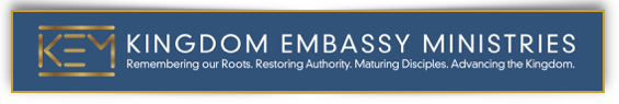 Kingdom Embassy Ministries Logo
