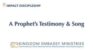 A Prophet's Testimony & Song | Habakkuk 3