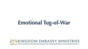 Emotional Tug of War