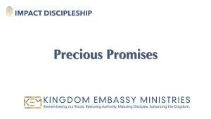 Precious Promises | 2 Peter 1:1-4