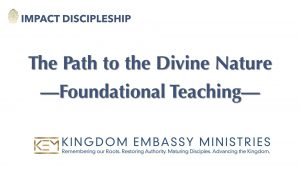 The Path to the Divine Nature | II Peter 1:5-15