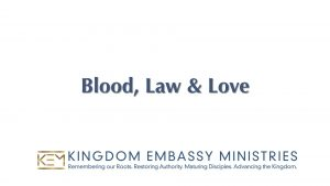 Leviticus 16-20 | Forgiveness, Blood, Law & Love