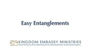 Deuteronomy 11-16 | Easy Entanglements